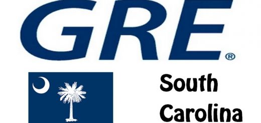 GRE Test Centers in South Carolina