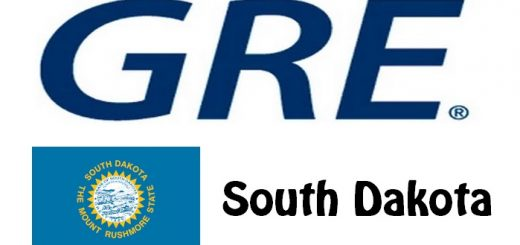 GRE Test Centers in South Dakota