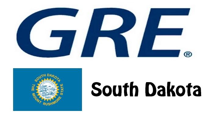 GRE Test Centers in South Dakota
