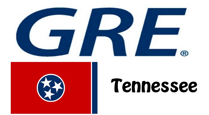 GRE Test Centers in Tennessee