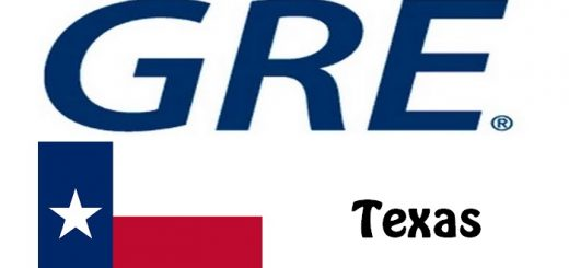 GRE Test Centers in Texas