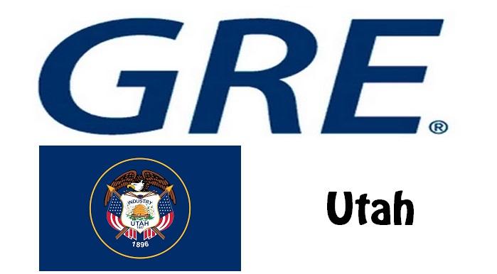 GRE Test Centers in Utah