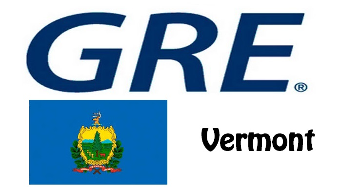 GRE Test Centers in Vermont