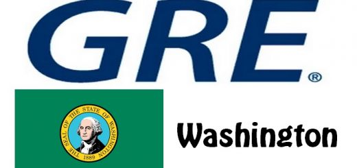 GRE Test Centers in Washington