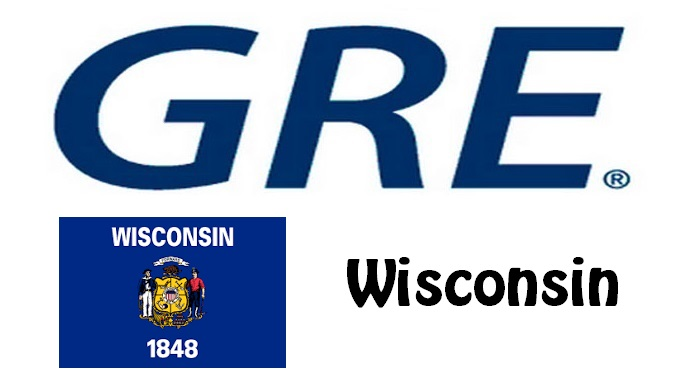 GRE Test Centers in Wisconsin
