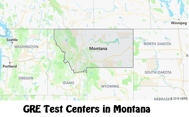 GRE Test Dates in Montana