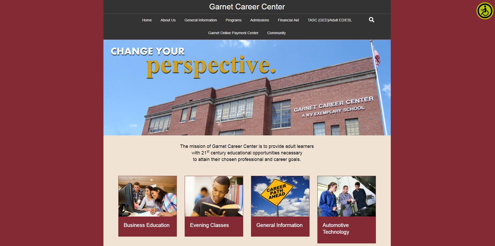 Garnet Career Center