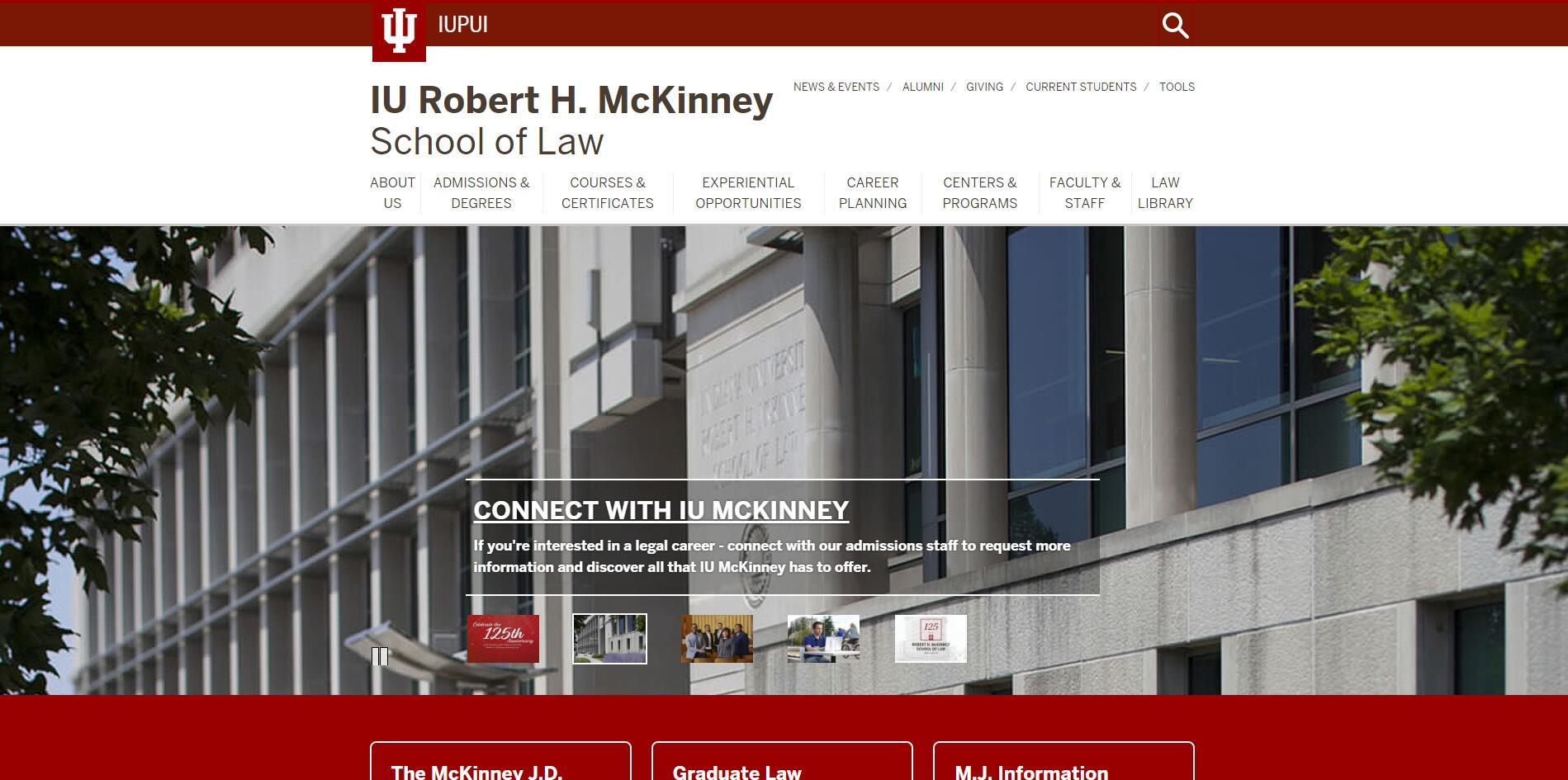 Indiana University--Indianapolis Law School