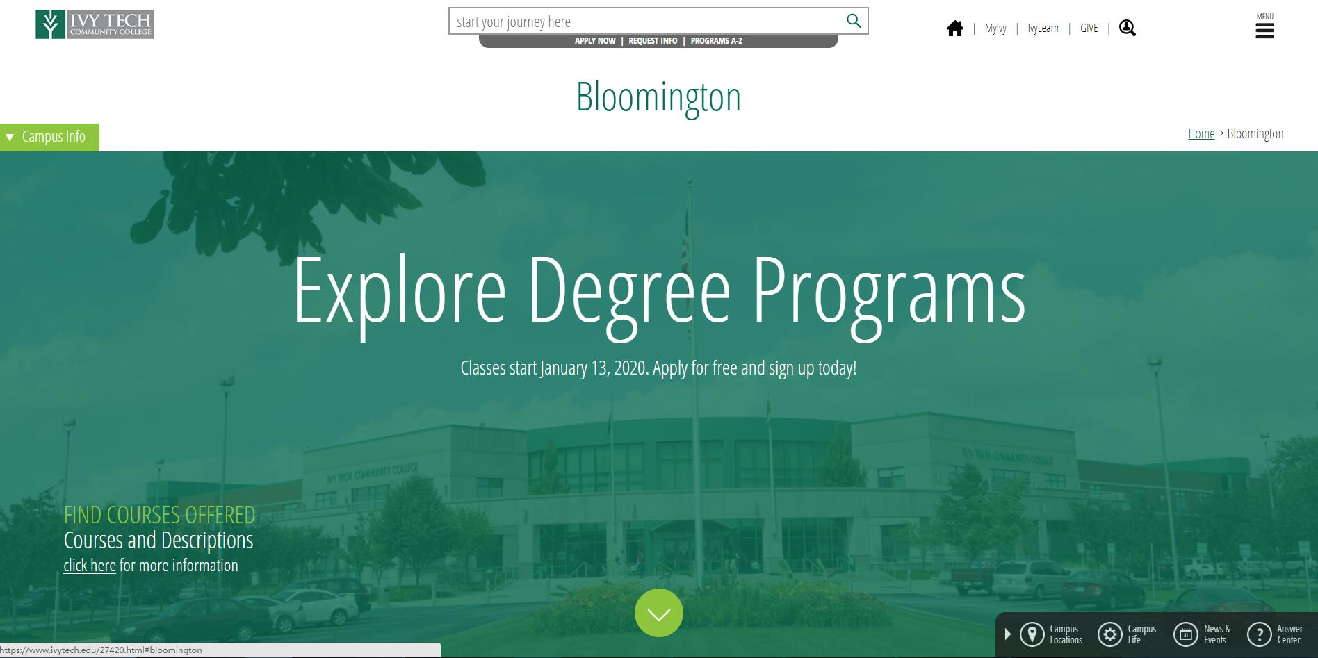 Ivy Tech Community College-Bloominton