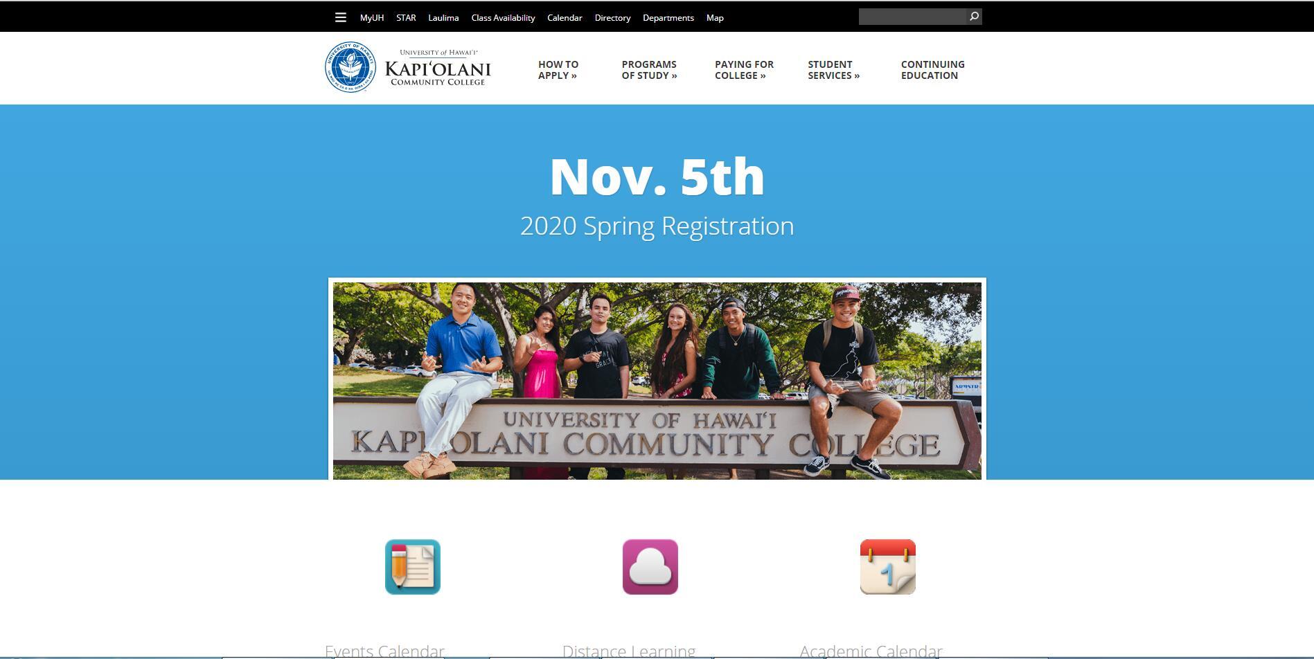 Kapiolani Community College
