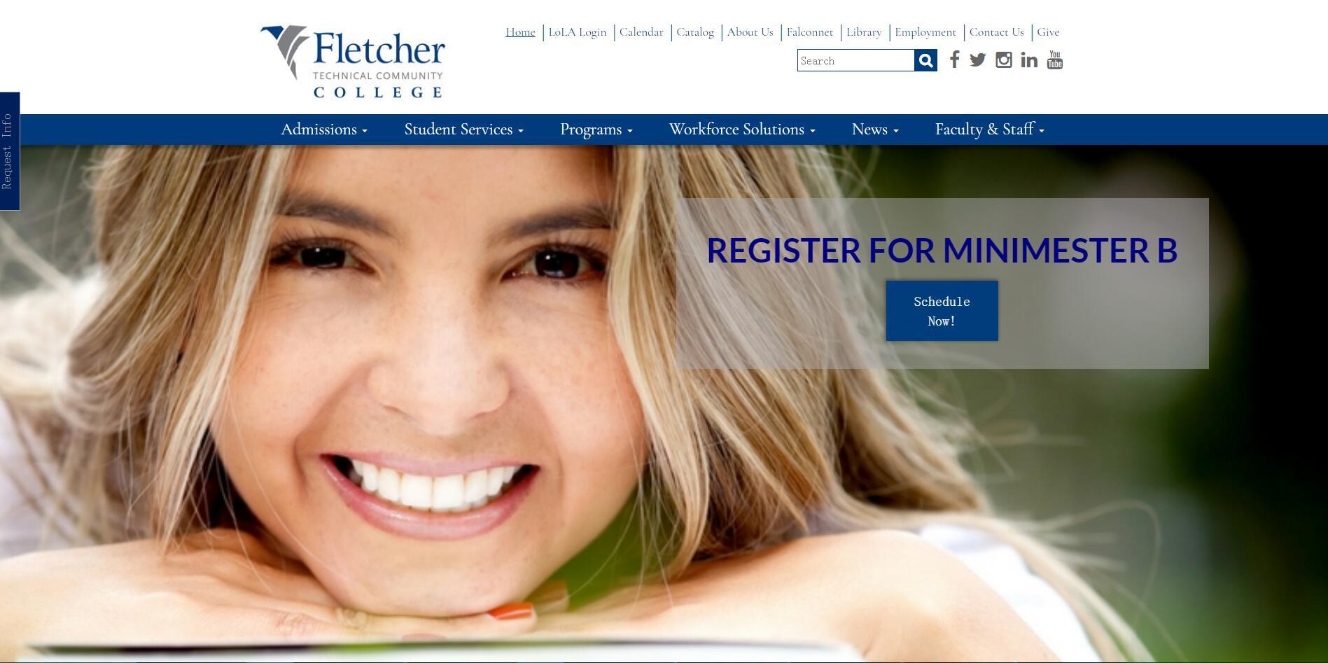 L E Fletcher Technical Community College