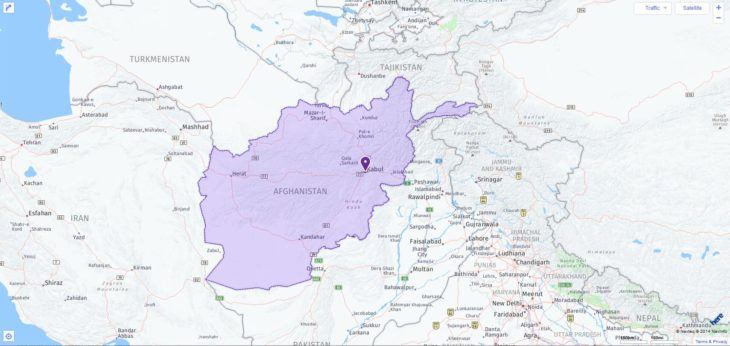 ACT Test Centers and Dates in Afghanistan