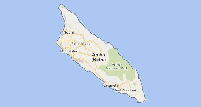 High School CEEB Codes in Aruba