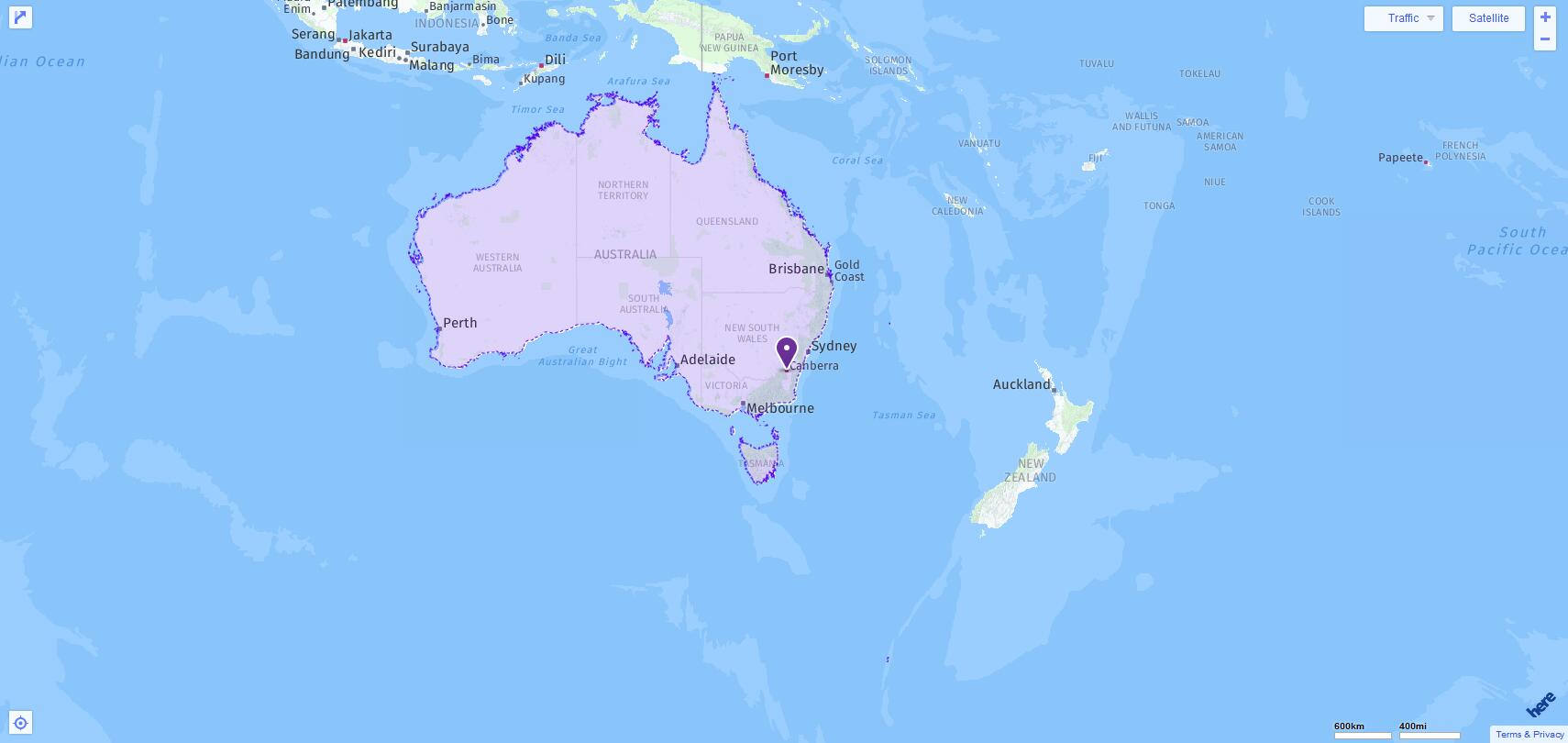 ACT Test Centers and Dates in Australia