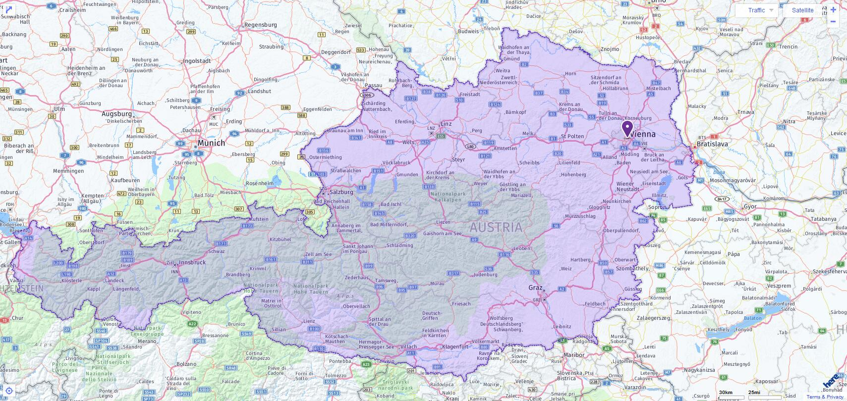 ACT Test Centers and Dates in Austria