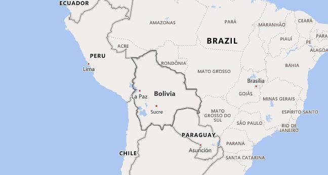 High School Codes in Bolivia