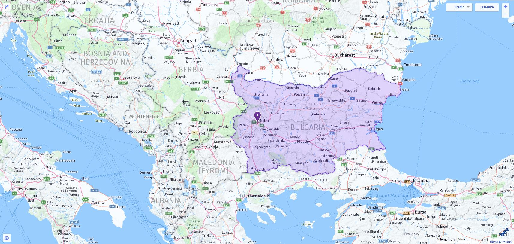 ACT Test Centers and Dates in Bulgaria