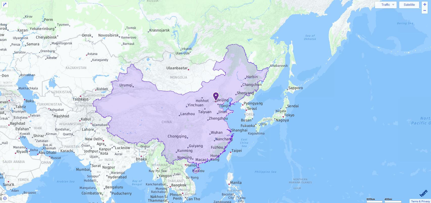 ACT Test Centers and Dates in China