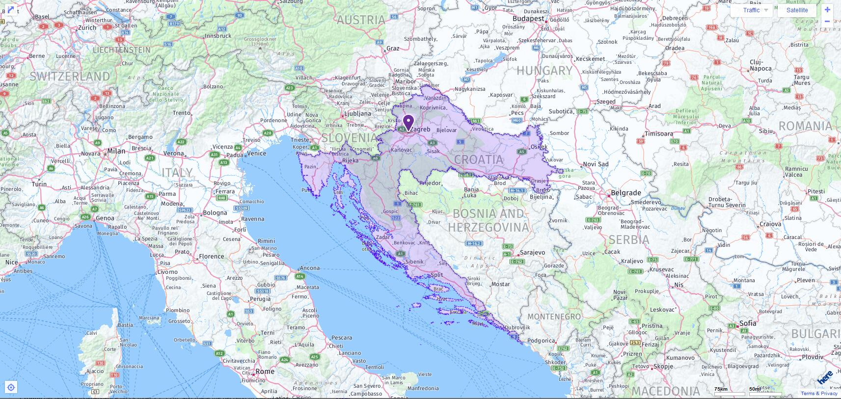 ACT Test Centers and Dates in Croatia