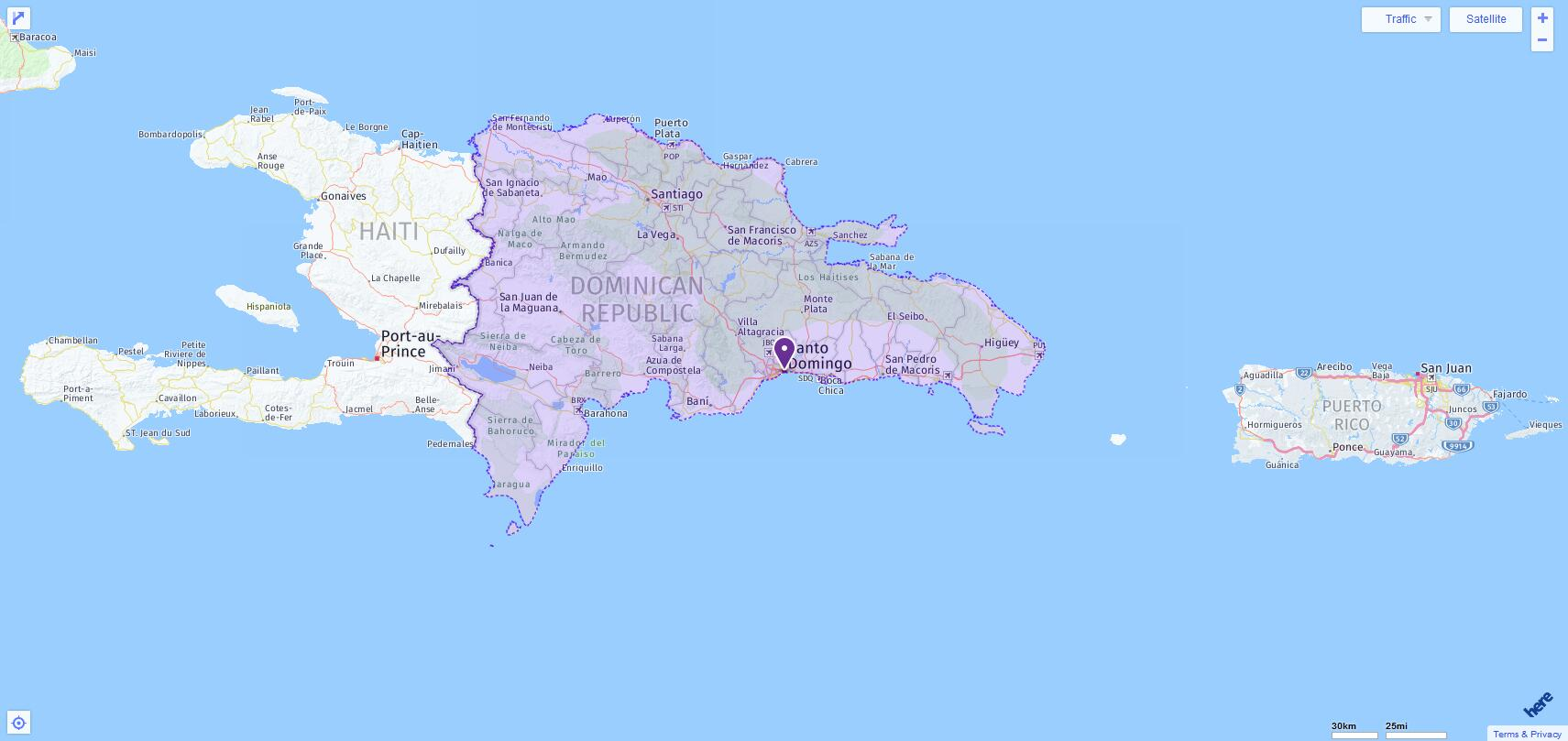 ACT Test Centers and Dates in Dominican Republic