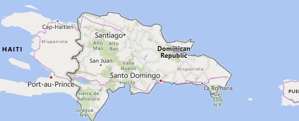 High School CEEB Codes in Dominican Republic