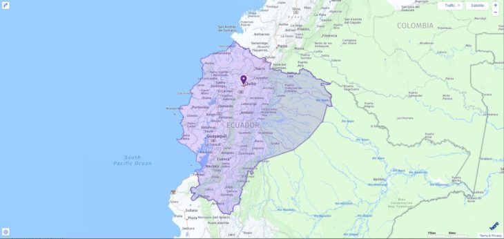 ACT Test Centers and Dates in Ecuador