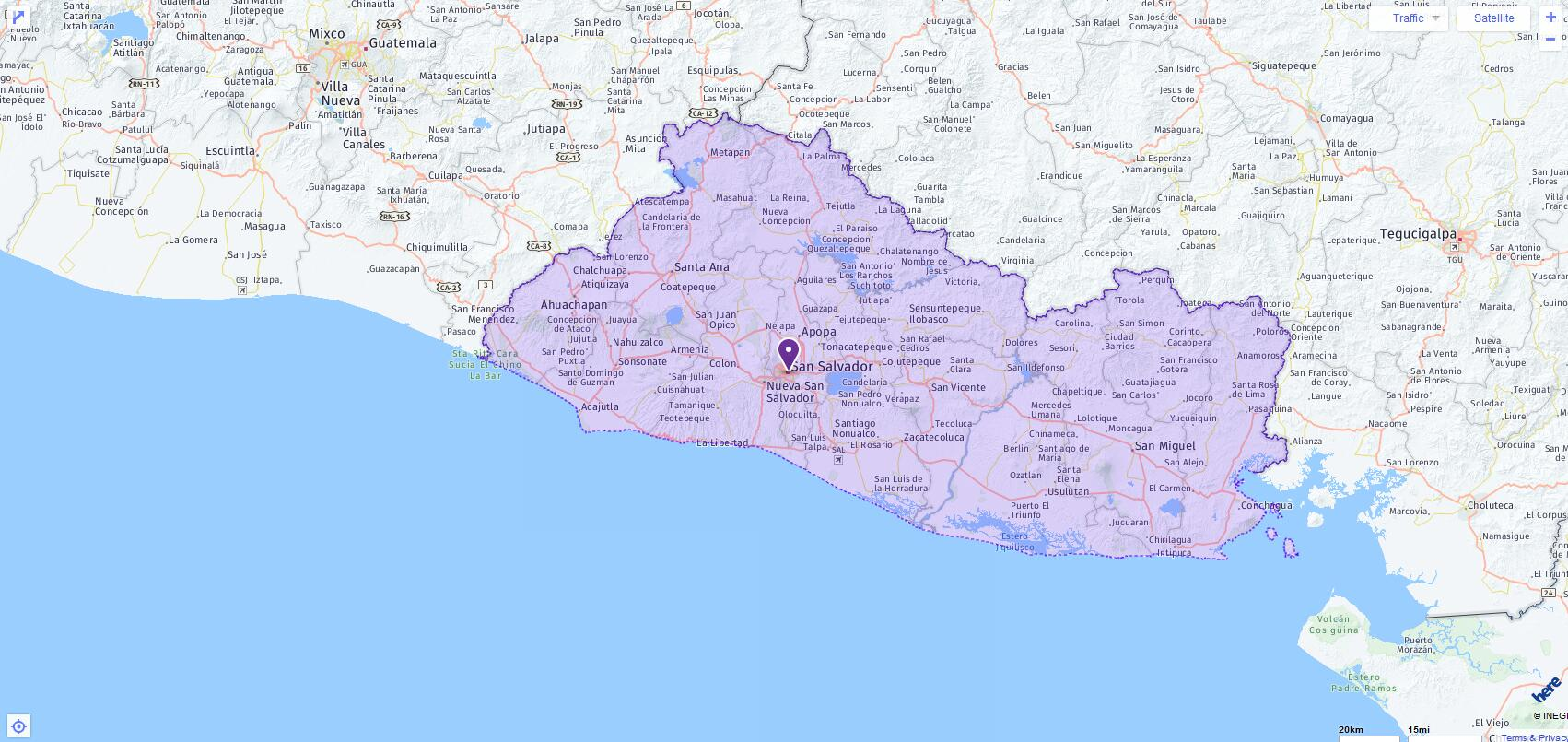 ACT Test Centers and Dates in El Salvador