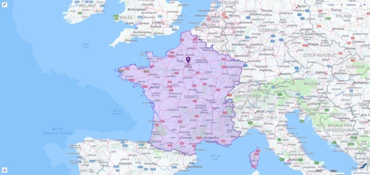 ACT Test Centers and Dates in France
