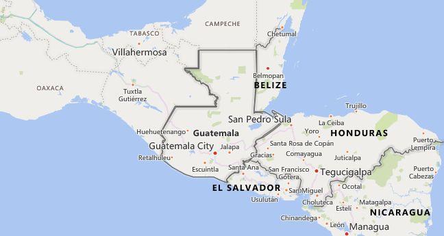 High School Codes in Guatemala