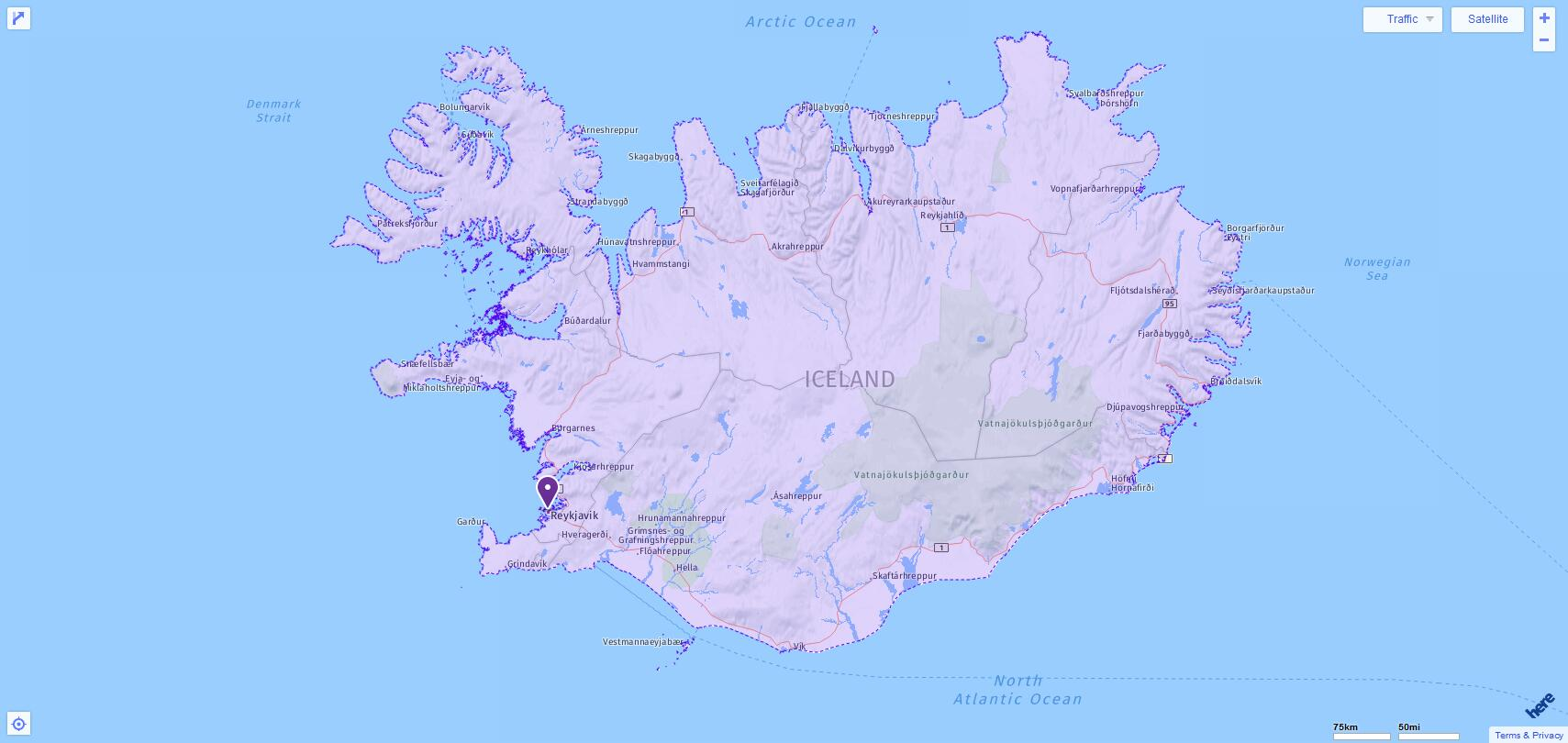 ACT Test Centers and Dates in Iceland