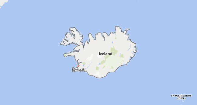 High School Codes in Iceland