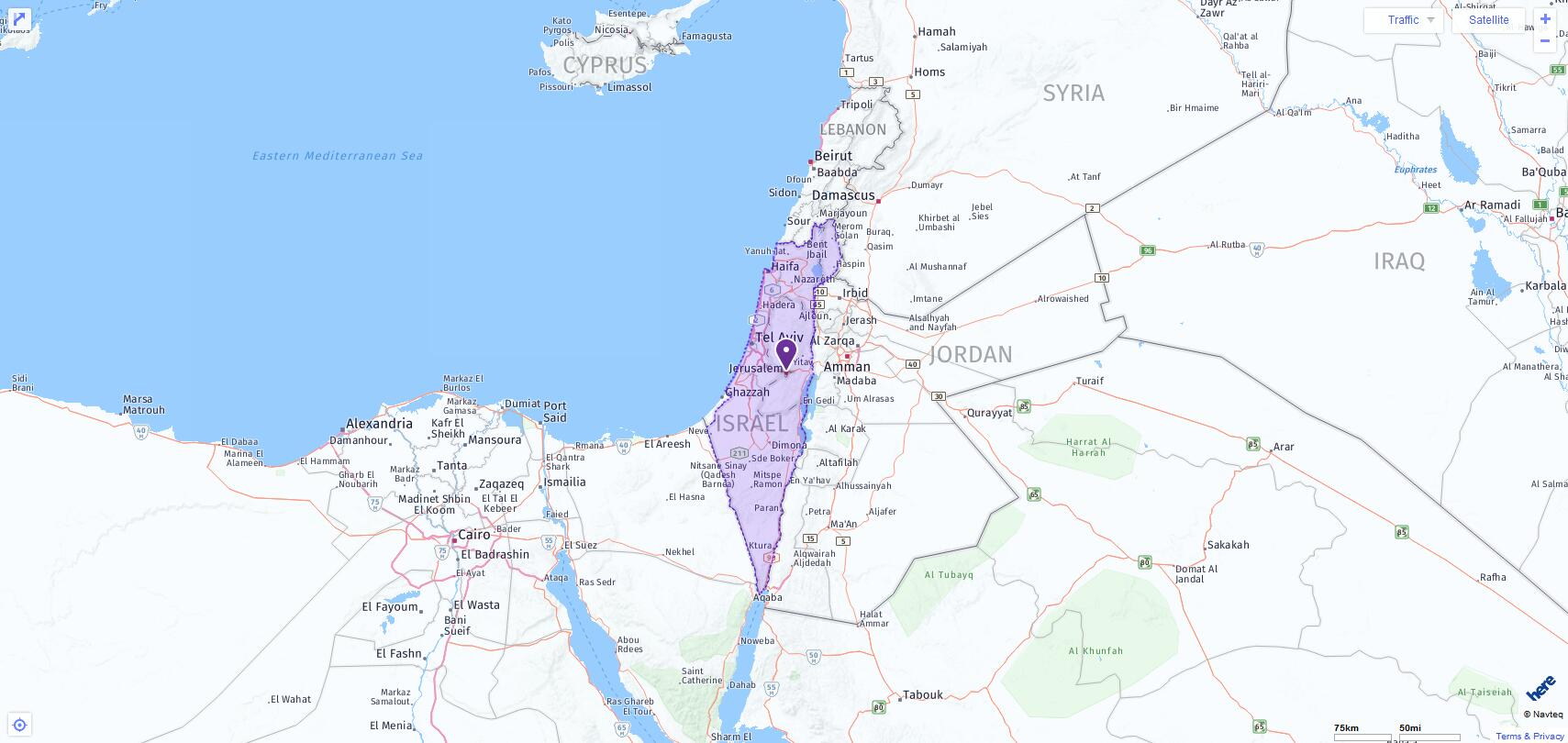 ACT Test Centers and Dates in Israel