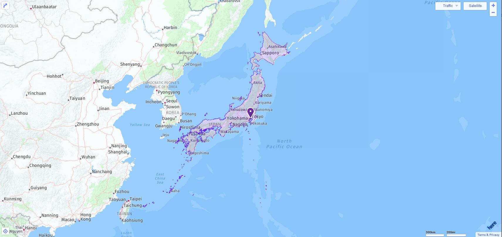 ACT Test Centers and Dates in Japan