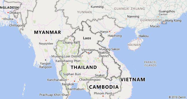 High School CEEB Codes in Laos