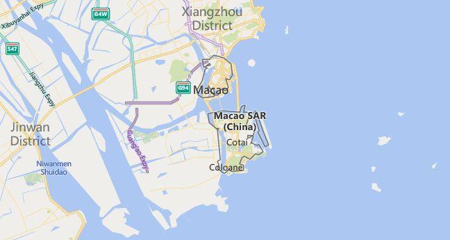 High School CEEB Codes in Macau