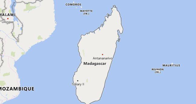 High School CEEB Codes in Madagascar