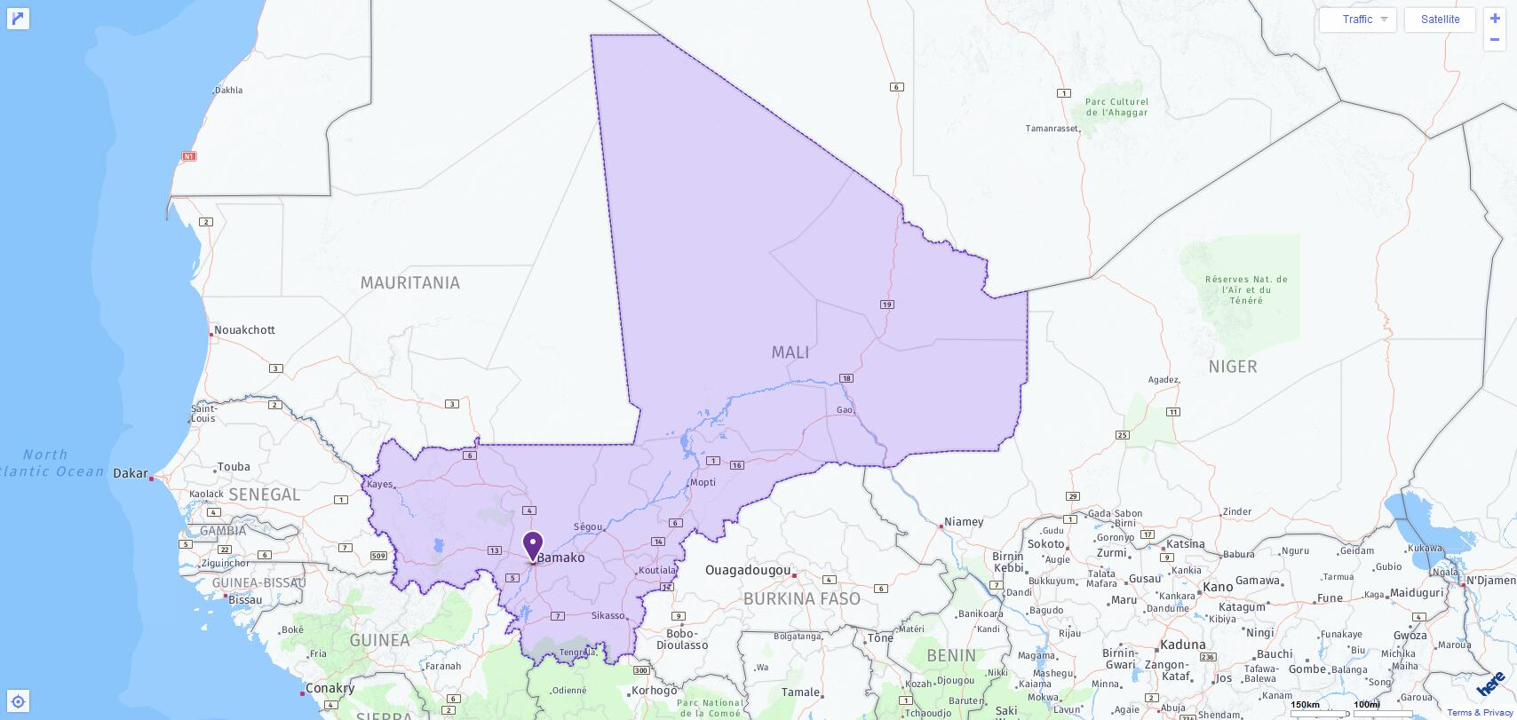 ACT Test Centers and Dates in Mali