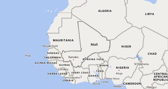 High School Codes in Mali