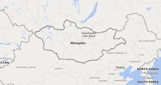 High School CEEB Codes in Mongolia