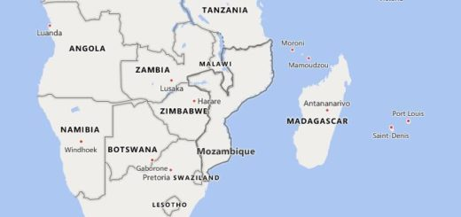 High School Codes in Mozambique