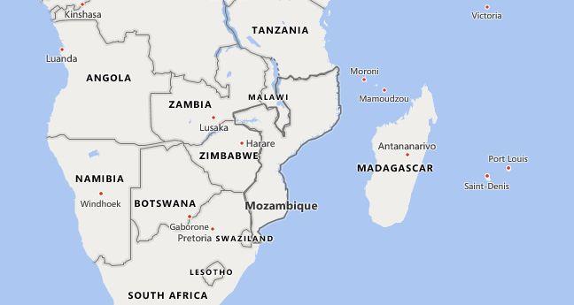 High School CEEB Codes in Mozambique