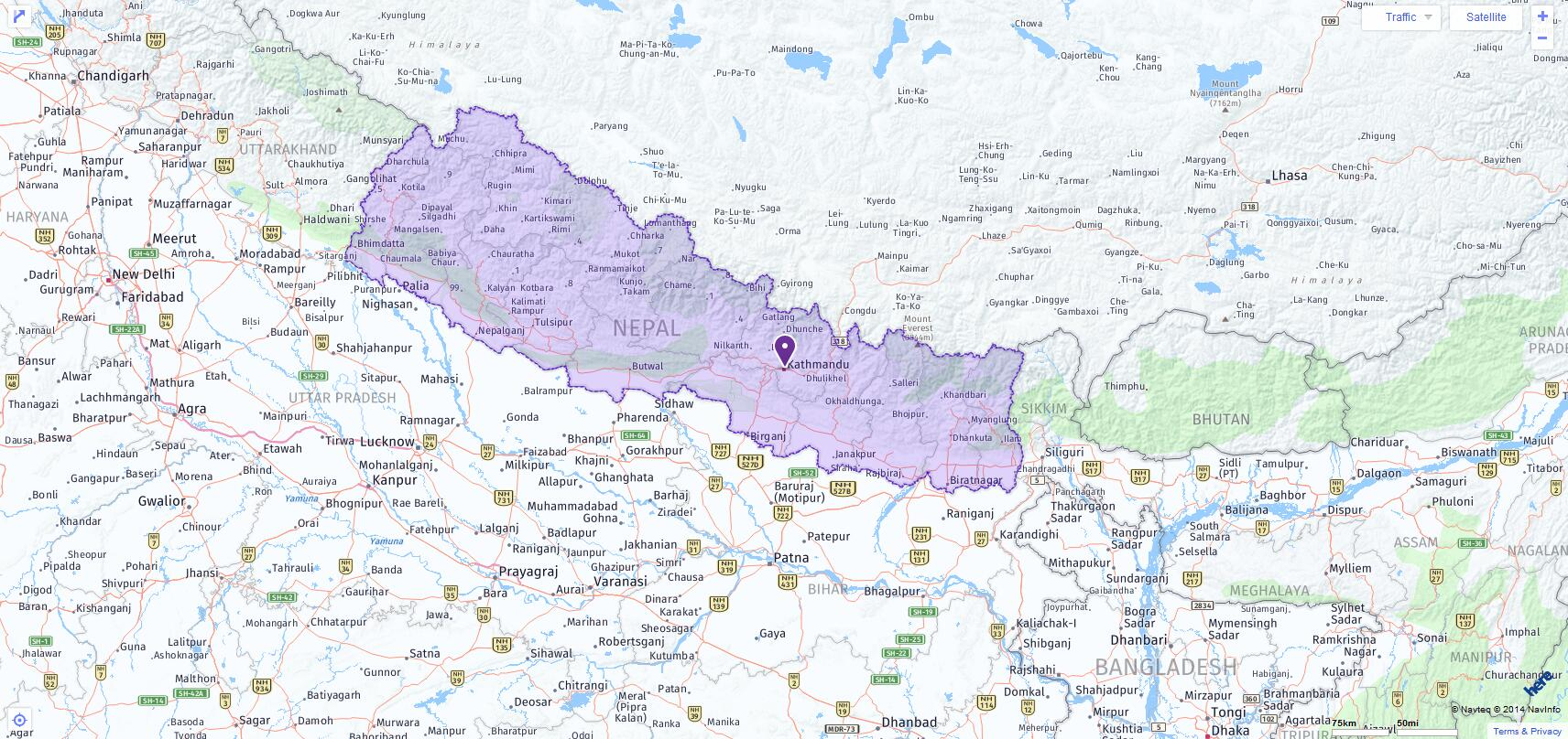 ACT Test Centers and Dates in Nepal