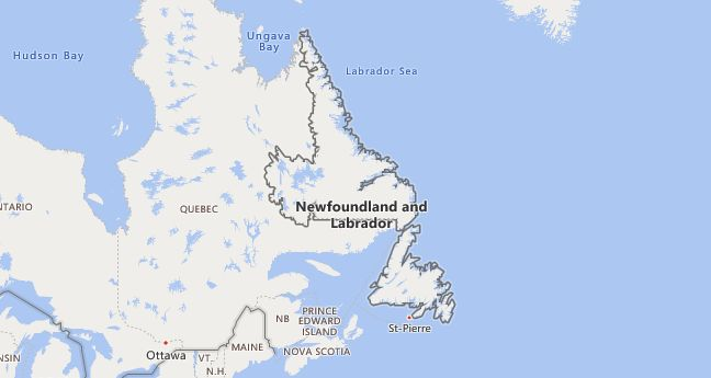 High School Codes in Canada, Newfoundland