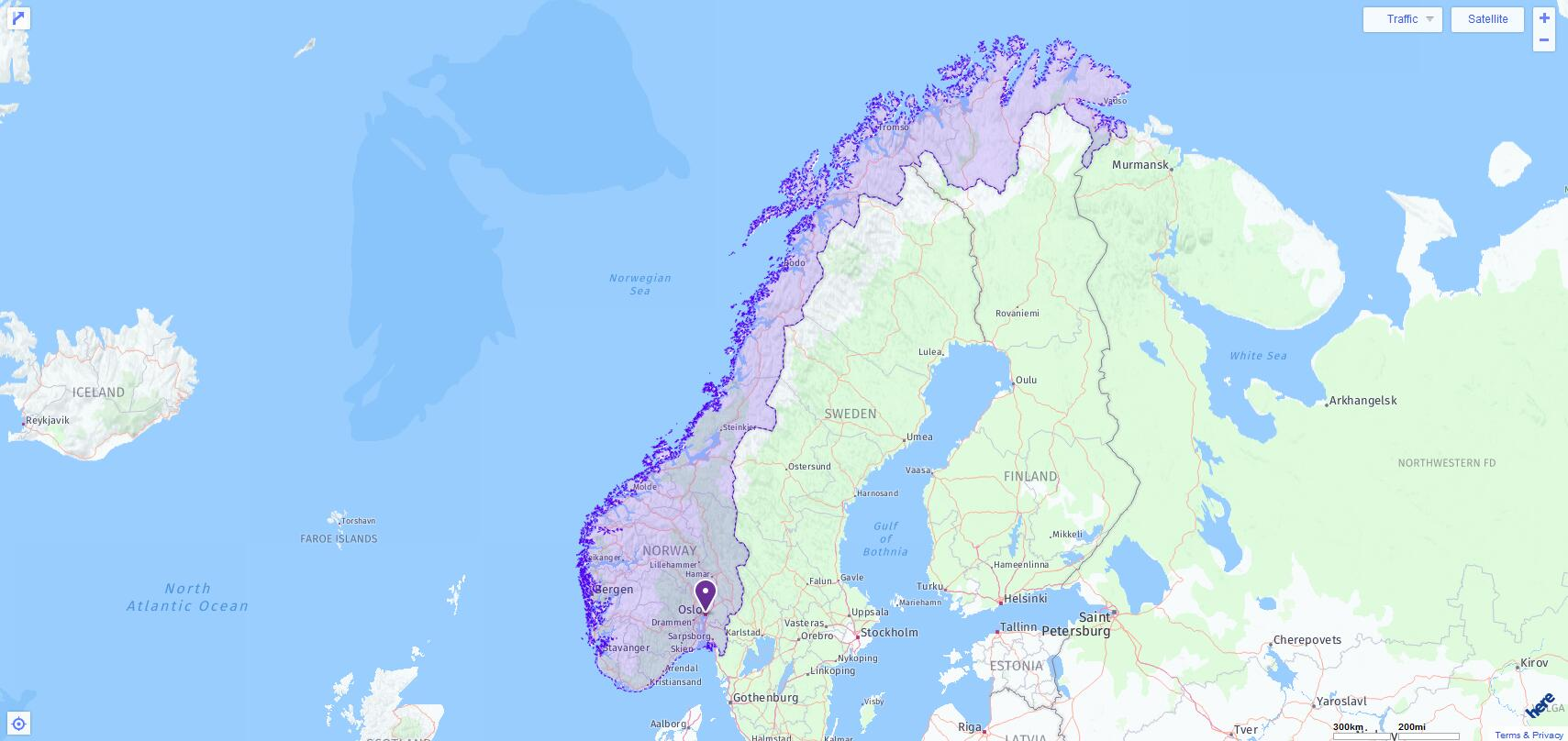 ACT Test Centers and Dates in Norway