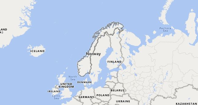 High School Codes in Norway