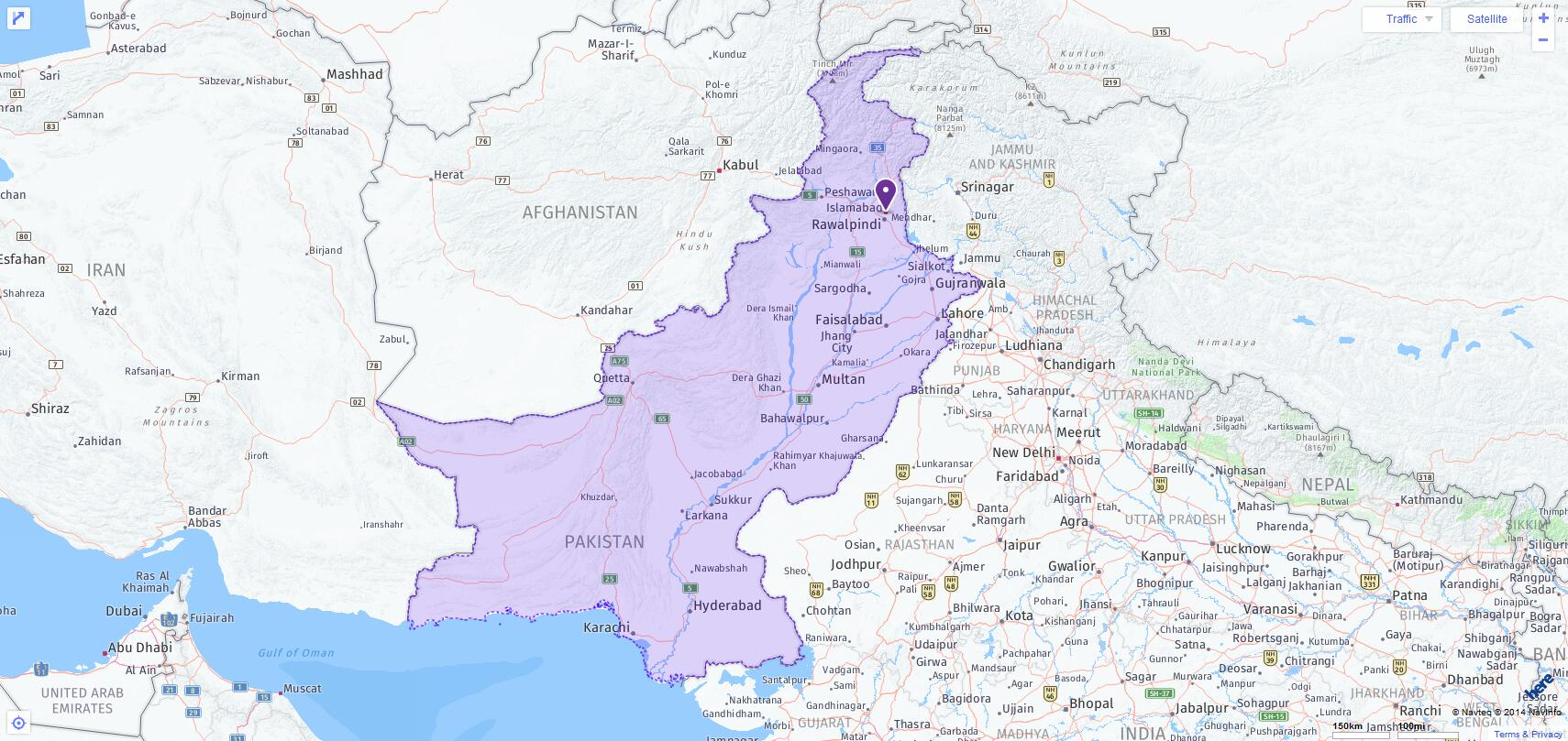 ACT Test Centers and Dates in Pakistan