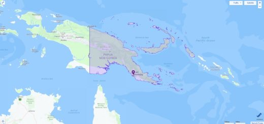 ACT Test Centers and Dates in Papua New Guinea