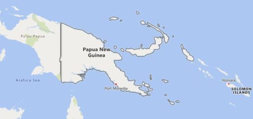 High School Codes in Papua New Guinea