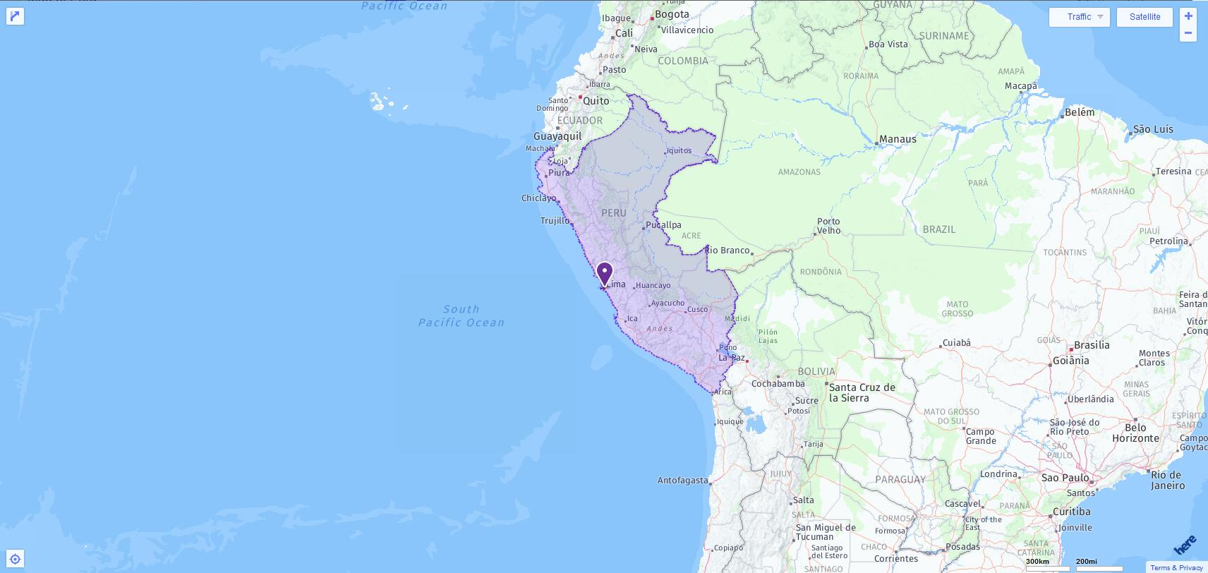 ACT Test Centers and Dates in Peru