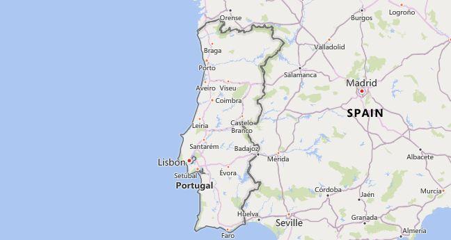 High School CEEB Codes in Portugal